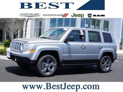 New 2016 Jeep Patriot Sport FWD 4D Sport Utility