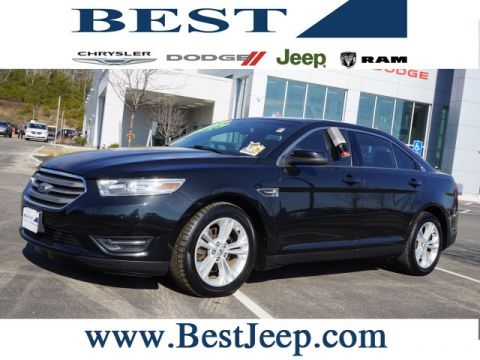 Pre-Owned 2013 Ford Taurus SEL FWD 4D Sedan