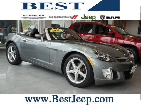 Pre-Owned 2007 Saturn Sky Red Line RWD 2D Convertible