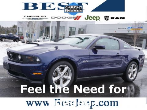 Pre-Owned 2011 Ford Mustang GT RWD 2D Coupe