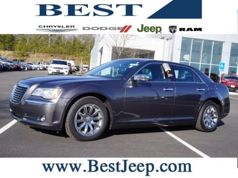 Certified Pre-Owned 2014 Chrysler 300C  RWD 4D Sedan