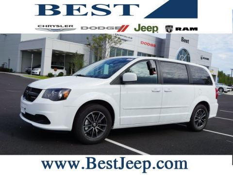 New 2017 Dodge Grand Caravan SE FWD 4D Wagon