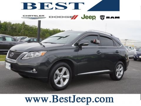 Pre-Owned 2010 Lexus RX 350 AWD