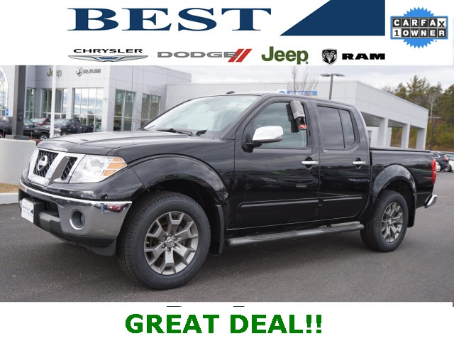 Pre-Owned 2014 Nissan Frontier PRO