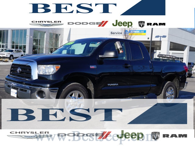 Pre-Owned 2009 Toyota Tundra SR5